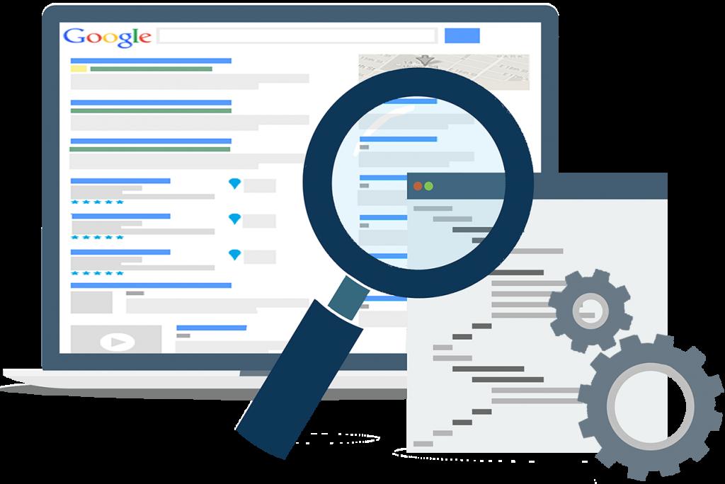 SEO for Google rankings